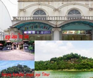 Gereja Cahaya Timur China dan Gunung Kemukus Sragen jawa timur