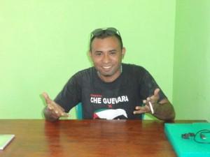 Anggota DPRD Kabupaten Belu Melky Lelo